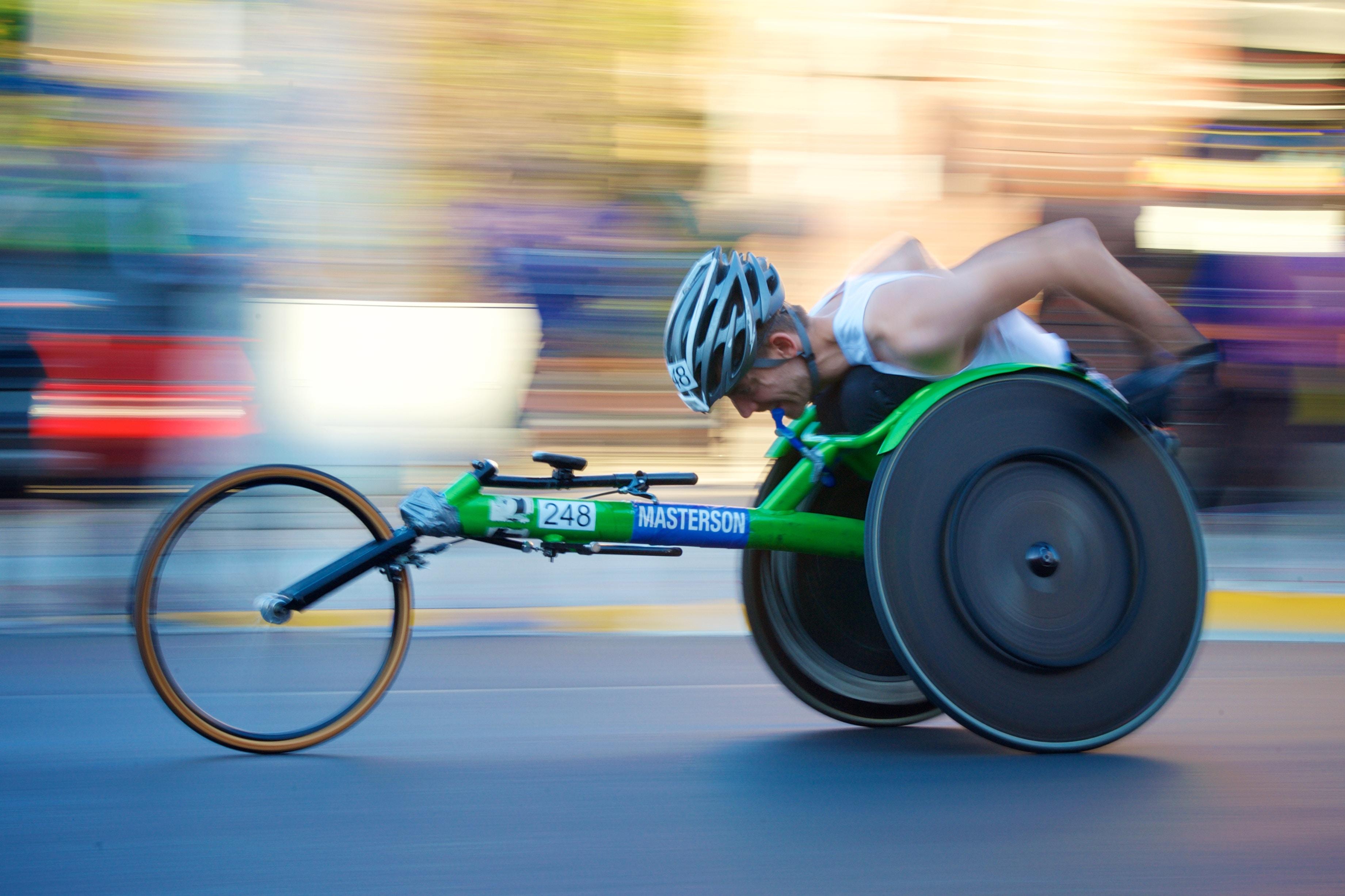 social media content planner paralympics